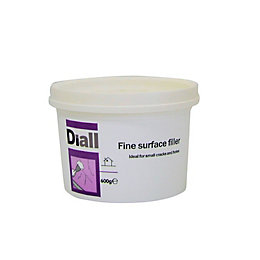 Diall Fine Surface Filler 600G