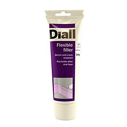 B&Q Flexible Filler 330G
