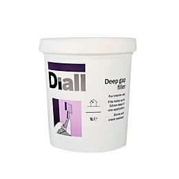 B&Q Deep Gap Filler 1L