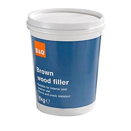 Diall Wood Filler 1kg