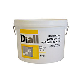 Diall Paste The Wall Ready to Use Wallpaper