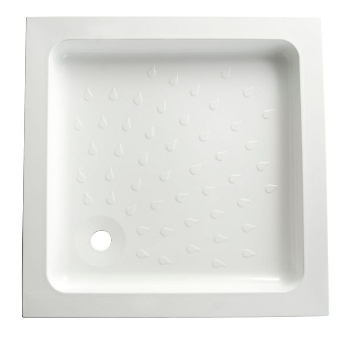Classic stone shower tray