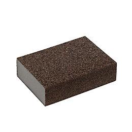 Diall Aluminium Oxide & Polyurethane Sanding Sponge