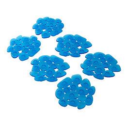 B&Q Anti-Slip Stickers (L)110mm (W)140mm