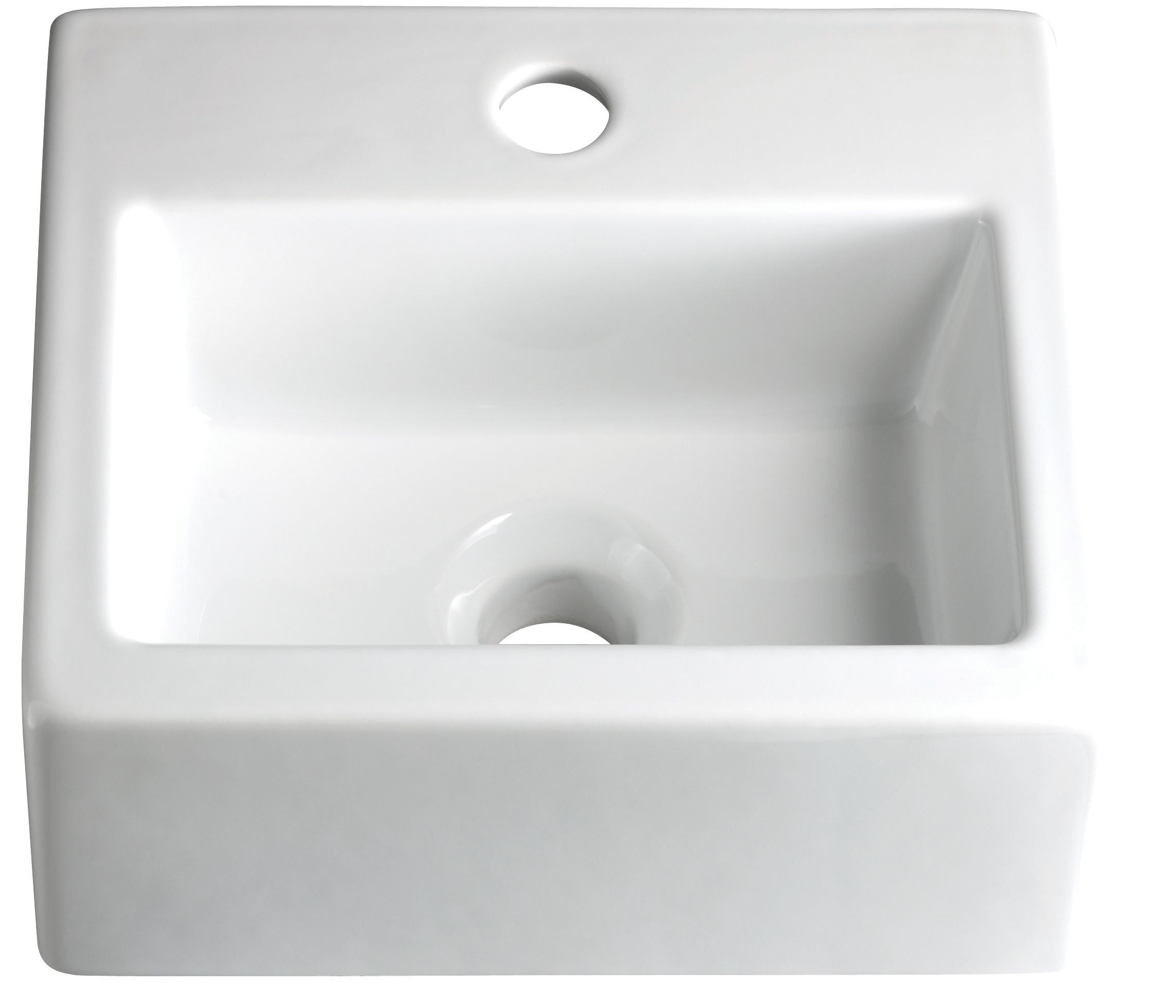 Cooke Amp Lewis Square Compact Countertop Basin