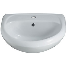 Cooke & Lewis Semi-Recessed Basin