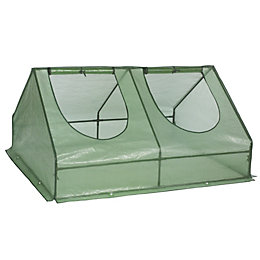 B&Q Giant Cloche & Cold Frame