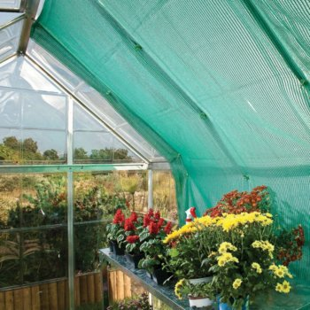 shading in greenhouse
