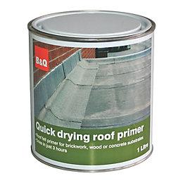 B&Q Black Roof Primer 1L