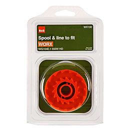 B&Q WX100 Replacement Spool & Line