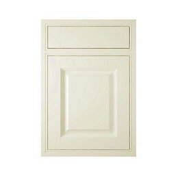 IT Kitchens Holywell Cream Style Classic Framed Drawerline