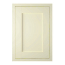 IT Kitchens Holywell Ivory Style Framed Fixed Frame