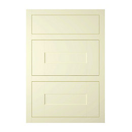 IT Kitchens Holywell Ivory Style Framed Drawer Front