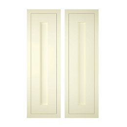 IT Kitchens Holywell Ivory Style Framed Larder Door