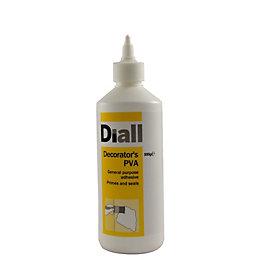 Diall White Decorator's PVA 500G