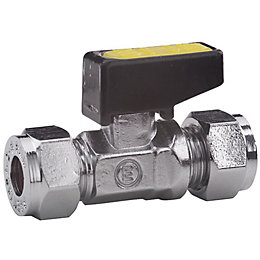 Compression Gas Lever Valve (Dia)8mm