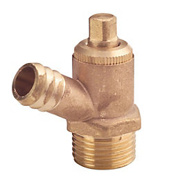 Compression Draw Off Plug (Dia)12.7mm