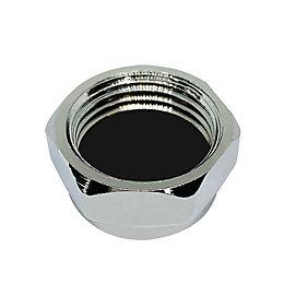 Threaded Blanking Cap (Dia)12.7 mm