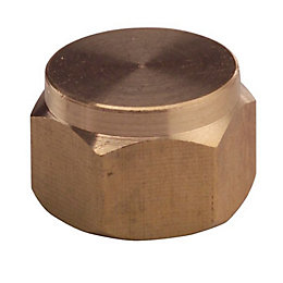 Threaded Blanking Cap (Dia)12.7mm