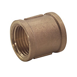Plumbsure Threaded Socket (Dia)19mm