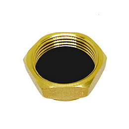 Compression Blanking Cap Nut (Dia)22mm