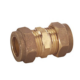 Compression Straight Coupler (Dia)22mm