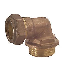 Compression Elbow (Dia)22 mm