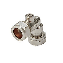 Compression Service Valve (Dia)15mm