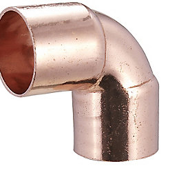 End Feed Elbow (Dia)15 mm, Pack of 20