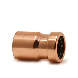 Push Fit Socket Reducer (Dia)22 mm