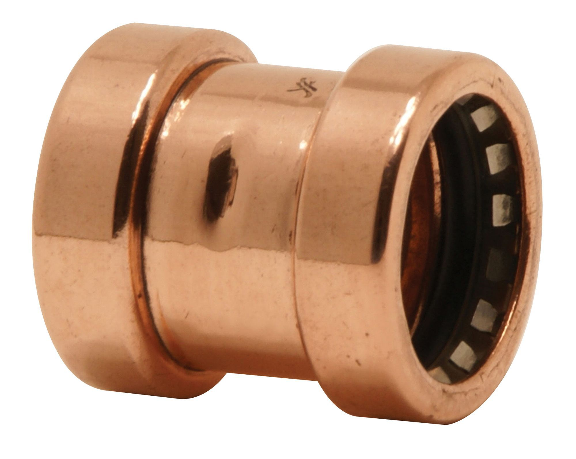 Push Fit Straight Connector (dia)15mm