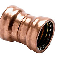 Push Fit Straight Connector (Dia)22mm