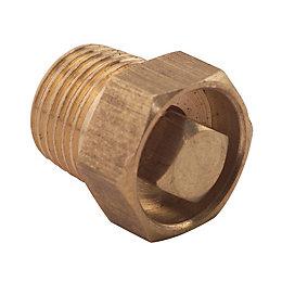 Plumbsure Brass Air Vent (Dia)3.2mm