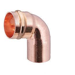 Solder Ring Elbow (Dia)15mm