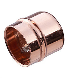 Solder Ring Stop End (Dia)8mm, Pack of 2
