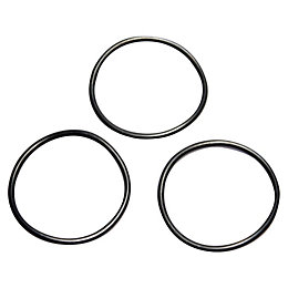 Plumbsure Rubber Push Fit O Ring, Pack