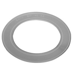 Plumbsure Polythene Tap Washer, Pack of 2