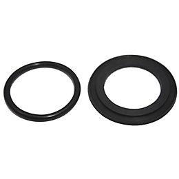 Plumbsure Rubber Waste Washer, Pack of 2