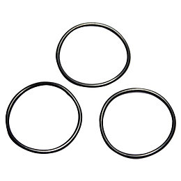 Plumbsure Rubber Push Fit O Ring, Pack of