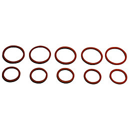 Plumbsure Fibre Washer, Pack of 10