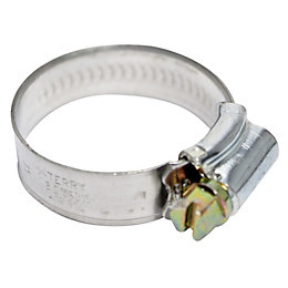 Plumbsure Hose Clip (Dia)35mm, Pack of 20