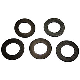 Plumbsure Rubber Hose Washer, Pack of 5
