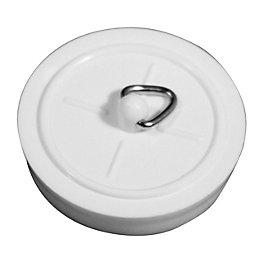 Plumbsure Plastic Sink & Bath Plug (Dia)40mm