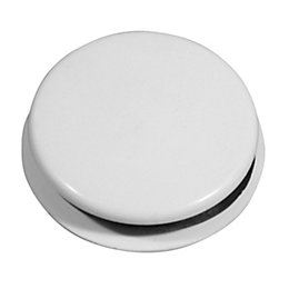 Plumbsure Plastic Tap Hole Stopper (Dia)40mm