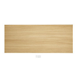 Cooke & Lewis Oak Effect Base Cabinet End