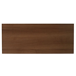 Cooke & Lewis Walnut Effect Base Panel (H)852mm