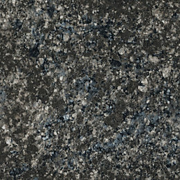 28mm Cooke & Lewis Grey Gloss Indian Granite