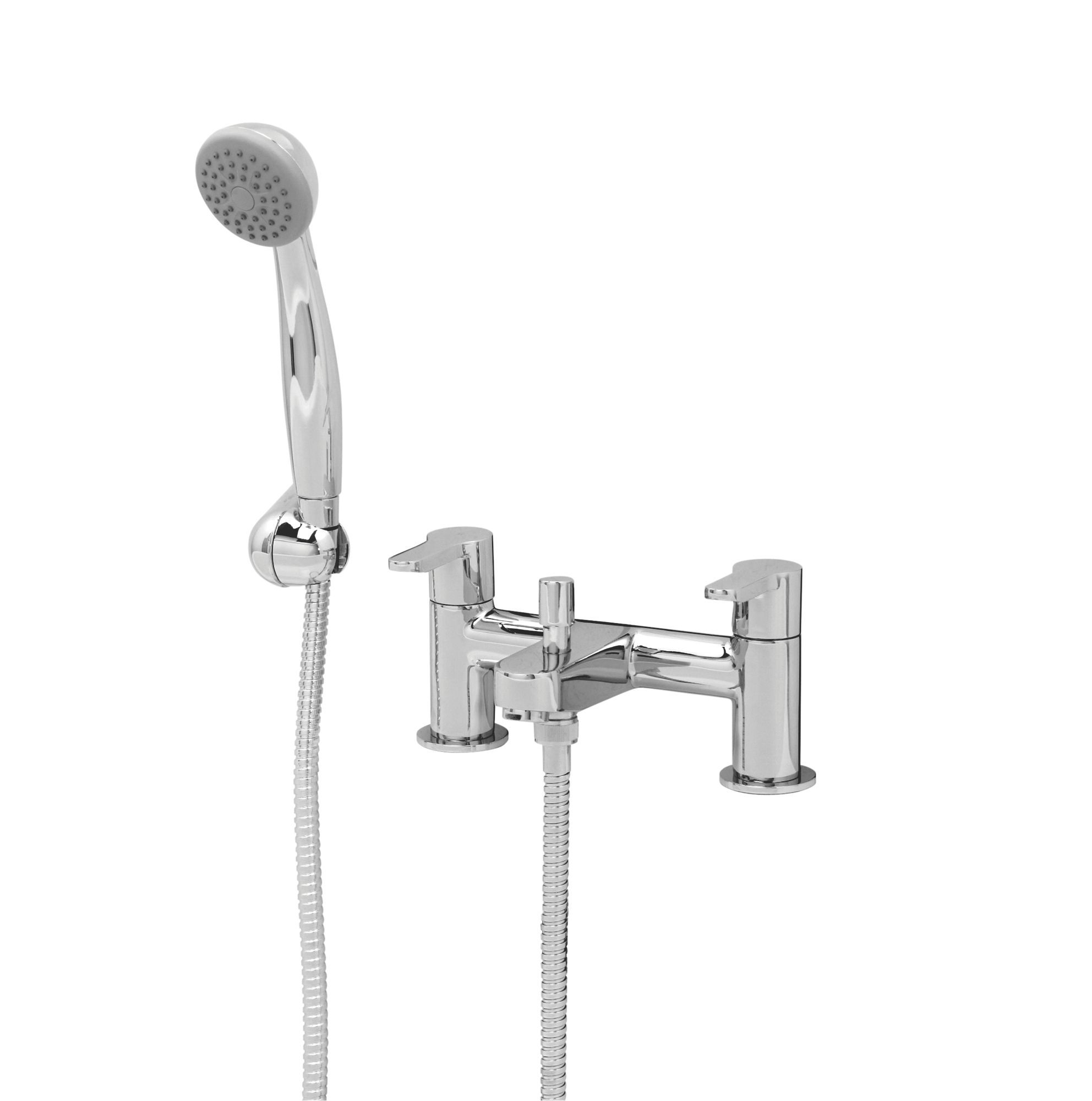 Cooke Amp Lewis Tahoe Chrome Bath Shower Mixer Tap