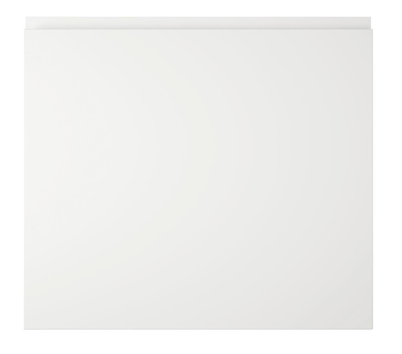 Cooke & Lewis Appleby High Gloss White Oven Housing Door (w)600mm