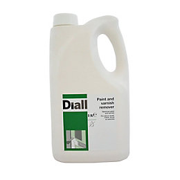 B&Q Paint & Varnish Remover 2.5L